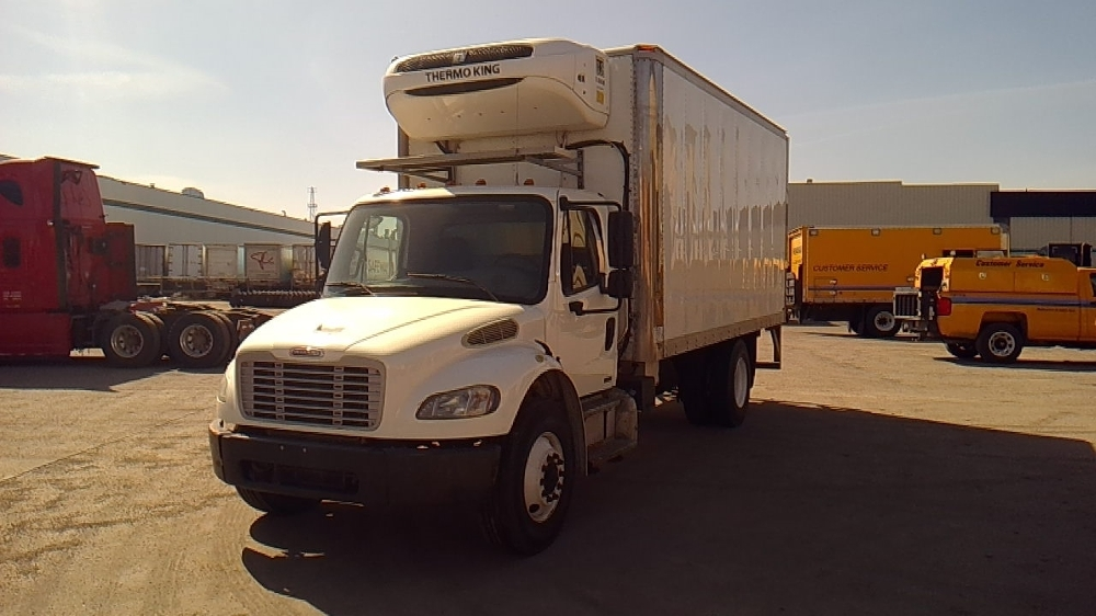 Reefer Truck-Light and Medium Duty Trucks-Freightliner-2011-M2-CALGARY-AB-260,571 km-$51,500