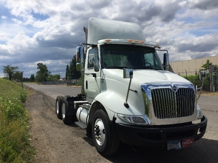 Day Cab Tractor-Heavy Duty Tractors-International-2012-8600-PORTLAND-OR-412,455 miles-$38,500