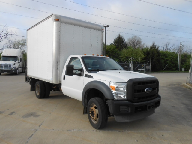 Medium Duty Box Truck-Light and Medium Duty Trucks-Ford-2011-F450-INDIANAPOLIS-IN-134,421 miles-$14,500