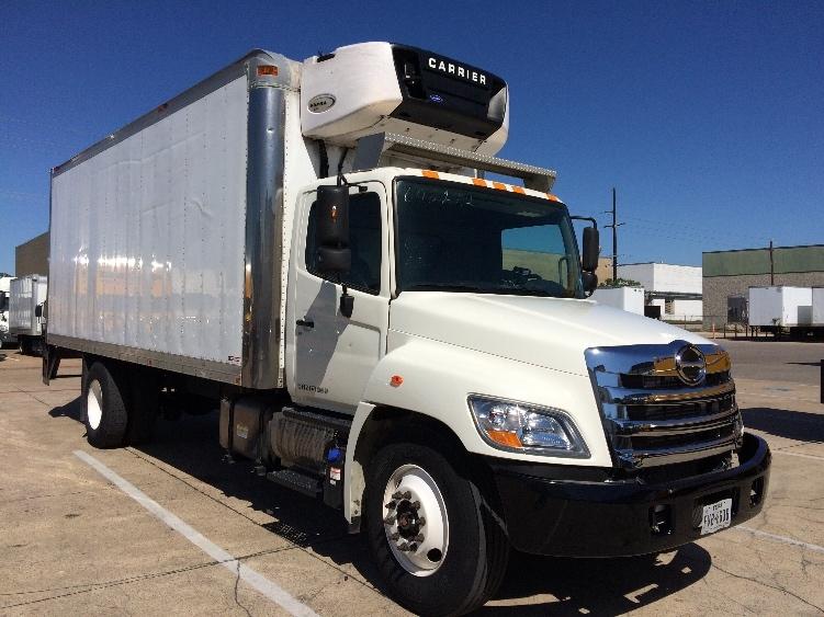 Reefer Truck-Light and Medium Duty Trucks-Hino-2011-338-GARLAND-TX-236,627 miles-$36,500