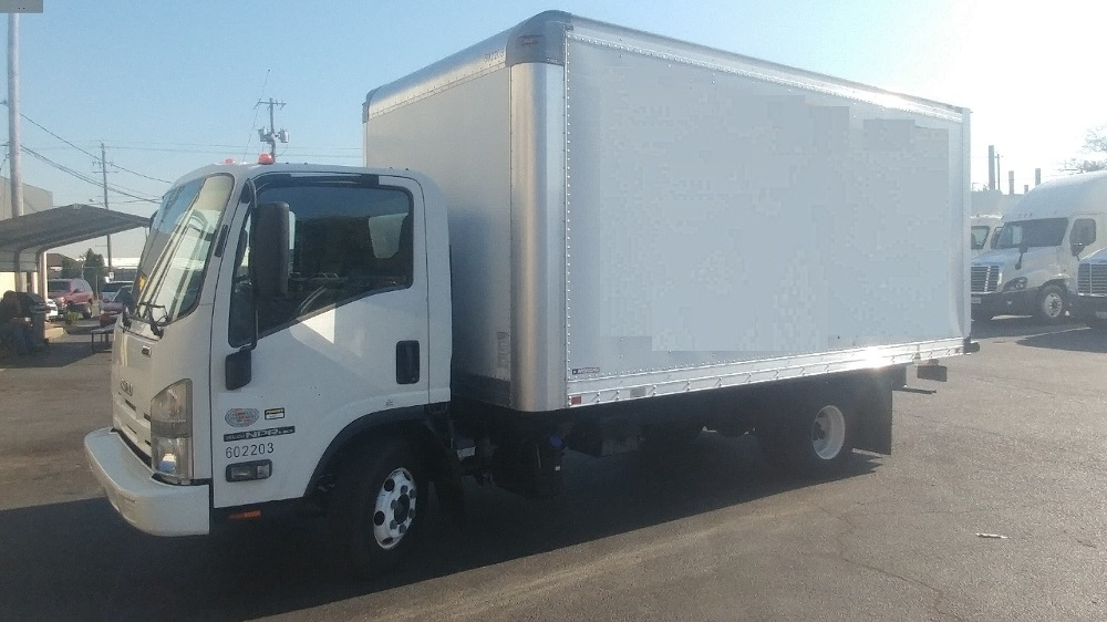 Medium Duty Box Truck-Light and Medium Duty Trucks-Isuzu-2011-NPR-BIRMINGHAM-AL-84,120 miles-$29,000