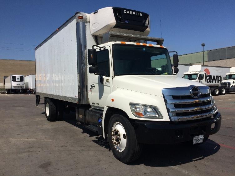 Reefer Truck-Light and Medium Duty Trucks-Hino-2011-268-GARLAND-TX-268,645 miles-$29,500