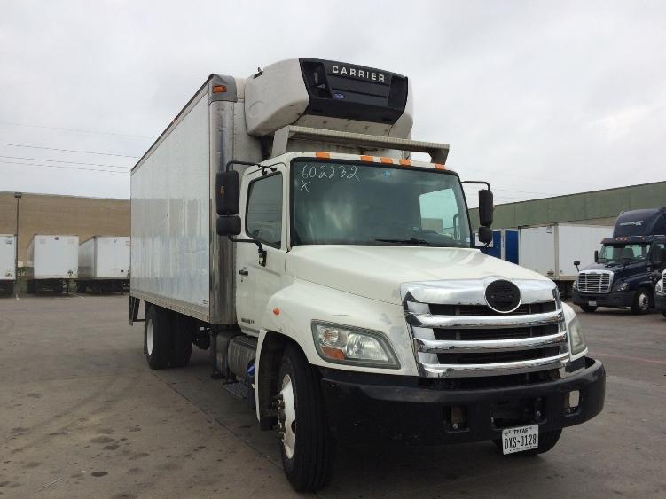 Reefer Truck-Light and Medium Duty Trucks-Hino-2011-268-GARLAND-TX-271,176 miles-$29,250