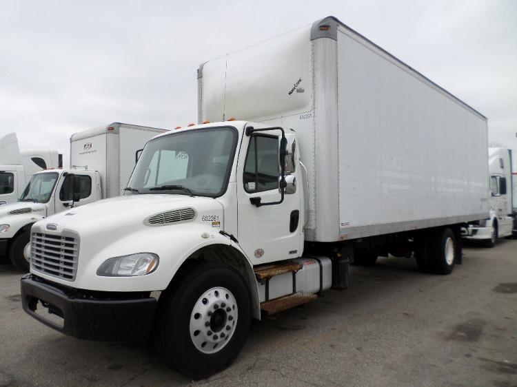 Medium Duty Box Truck-Light and Medium Duty Trucks-Freightliner-2011-M2-HOLLAND-MI-428,055 miles-$23,000