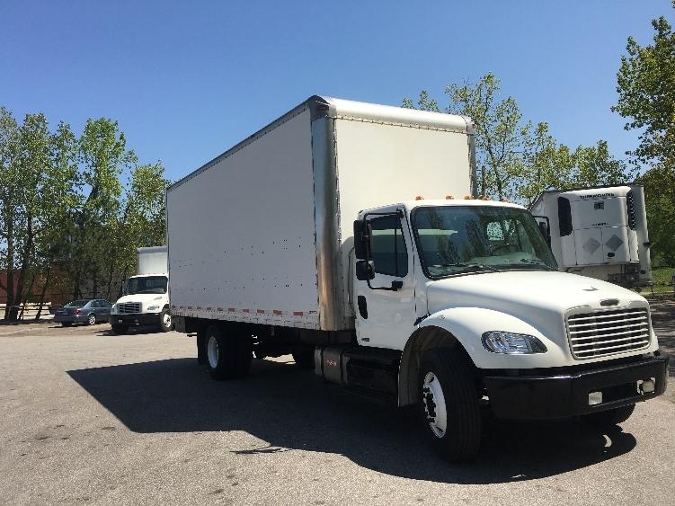 Medium Duty Box Truck-Light and Medium Duty Trucks-Freightliner-2011-M2-WICKLIFFE-OH-209,932 miles-$22,250