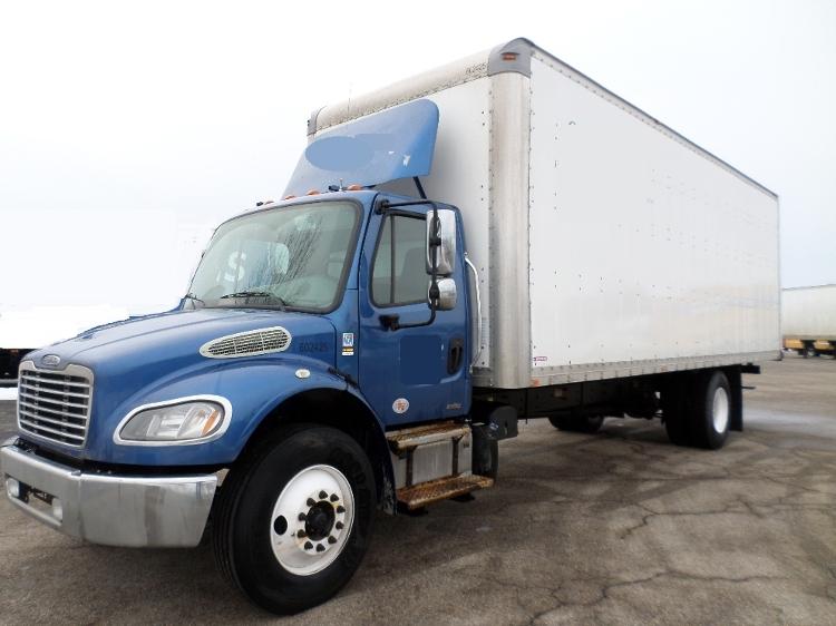 Medium Duty Box Truck-Light and Medium Duty Trucks-Freightliner-2011-M2-HOLLAND-MI-315,793 miles-$20,000