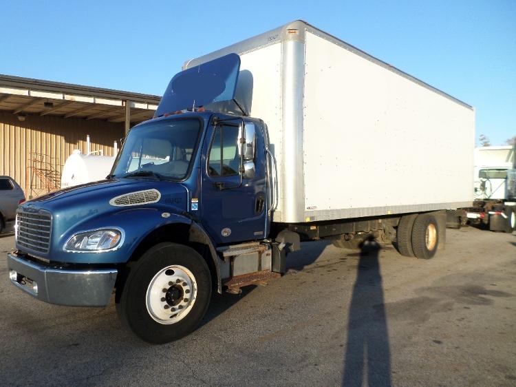 Medium Duty Box Truck-Light and Medium Duty Trucks-Freightliner-2011-M2-HOLLAND-MI-298,427 miles-$25,000