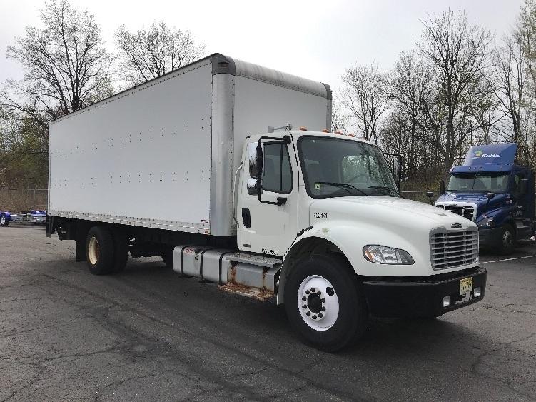 Medium Duty Box Truck-Light and Medium Duty Trucks-Freightliner-2011-M2-PARSIPPANY-NJ-32,290 miles-$40,250