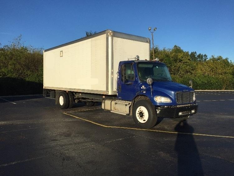 Medium Duty Box Truck-Light and Medium Duty Trucks-Freightliner-2011-M2-GREENSBORO-NC-414,164 miles-$23,500