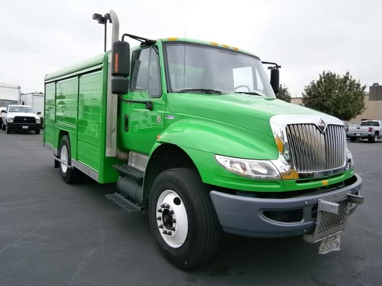 Beverage Truck-Light and Medium Duty Trucks-International-2011-4300-TORRANCE-CA-125,579 miles-$30,000