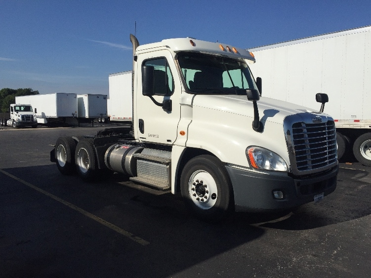 Day Cab Tractor-Heavy Duty Tractors-Freightliner-2011-Cascadia 12564ST-TULSA-OK-268,689 miles-$38,250