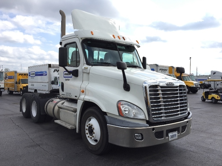 Day Cab Tractor-Heavy Duty Tractors-Freightliner-2011-Cascadia 12564ST-KANSAS CITY-MO-230,648 miles-$37,500