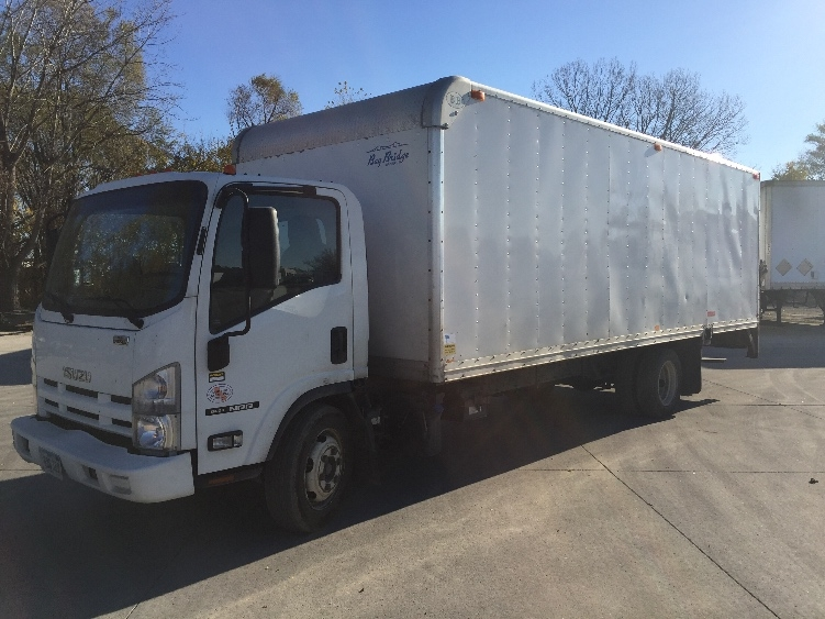 Medium Duty Box Truck-Light and Medium Duty Trucks-Isuzu-2011-NRR-DES MOINES-IA-267,279 miles-$17,750