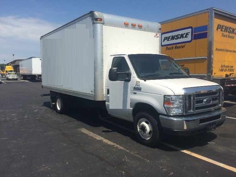 Light Duty Box Truck-Light and Medium Duty Trucks-Ford-2011-E350-WILMINGTON-OH-143,478 miles-$11,250