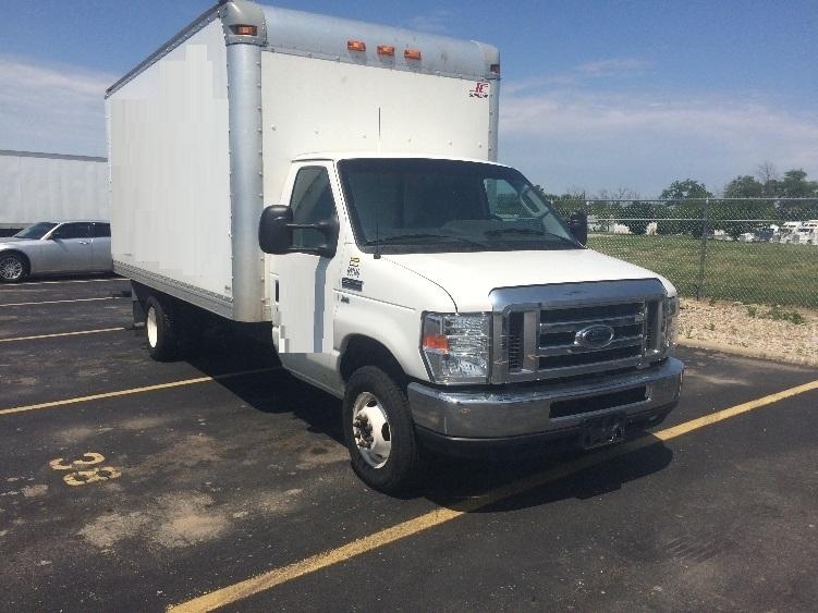 Light Duty Box Truck-Light and Medium Duty Trucks-Ford-2011-E350-WILMINGTON-OH-148,950 miles-$11,250