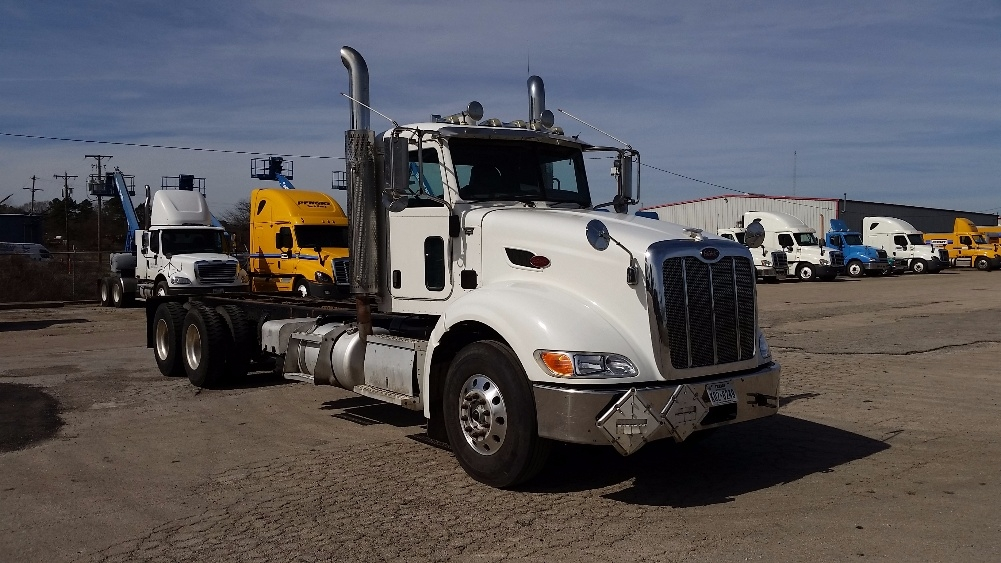 Cab and Chassis Truck-Heavy Duty Tractors-Peterbilt-2008-386-LONGVIEW-TX-314,885 miles-$36,000