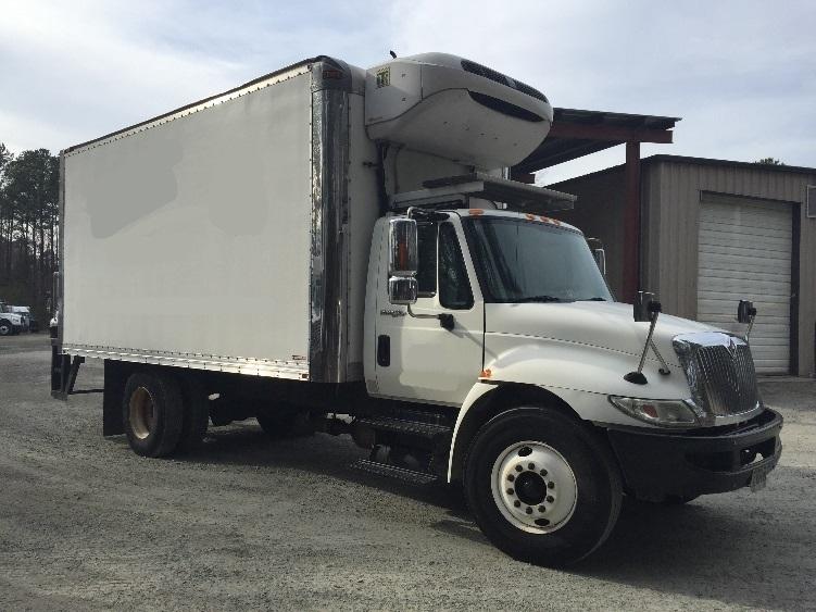 Reefer Truck-Light and Medium Duty Trucks-International-2011-4300-FREDERICKSBURG-VA-240,518 miles-$19,000