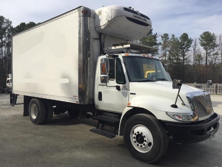 Reefer Truck-Light and Medium Duty Trucks-International-2011-4300-FREDERICKSBURG-VA-215,457 miles-$20,250