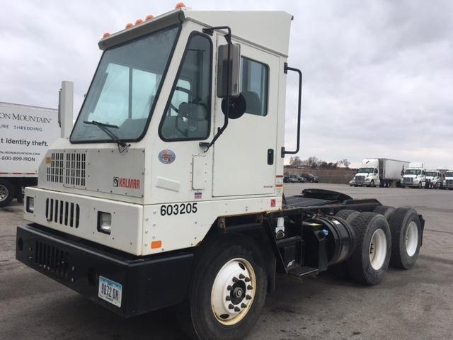 Yard Truck-Heavy Duty Tractors-Ottawa-2011-YT60-NORTH LIBERTY-IA-12,634 miles-$61,250