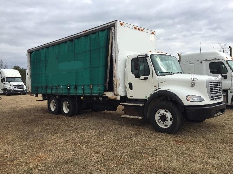 Medium Duty Box Truck-Light and Medium Duty Trucks-Freightliner-2011-M211264S-GREENVILLE-SC-510,767 miles-$40,500
