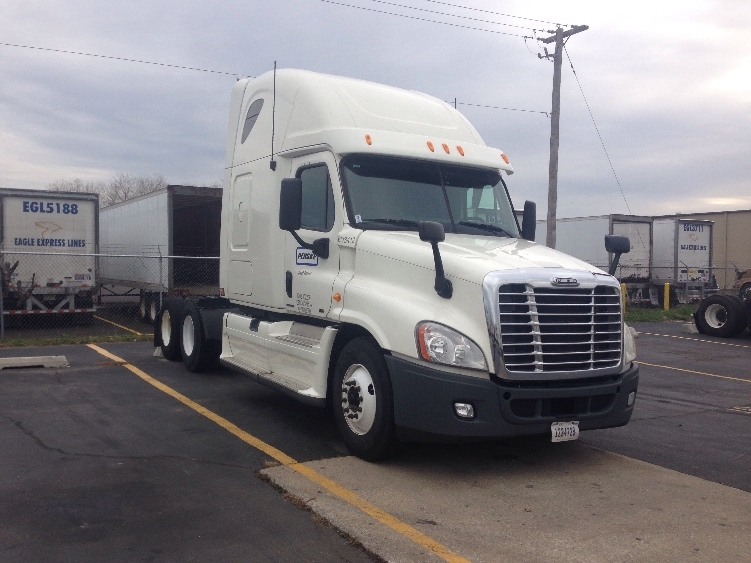 Sleeper Tractor-Heavy Duty Tractors-Freightliner-2011-Cascadia 12564ST-FARGO-ND-445,544 miles-$34,750