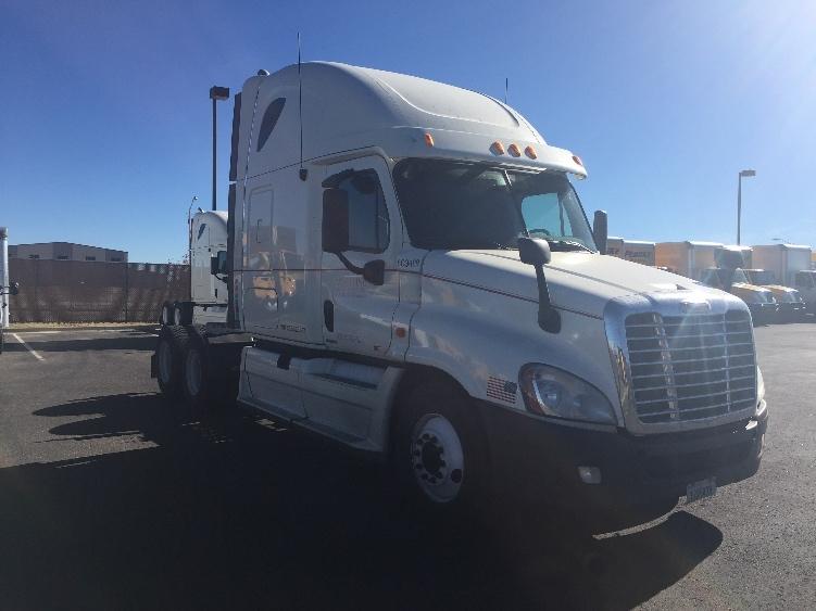 Sleeper Tractor-Heavy Duty Tractors-Freightliner-2011-Cascadia 12564ST-COLORADO SPRINGS-CO-577,779 miles-$43,500
