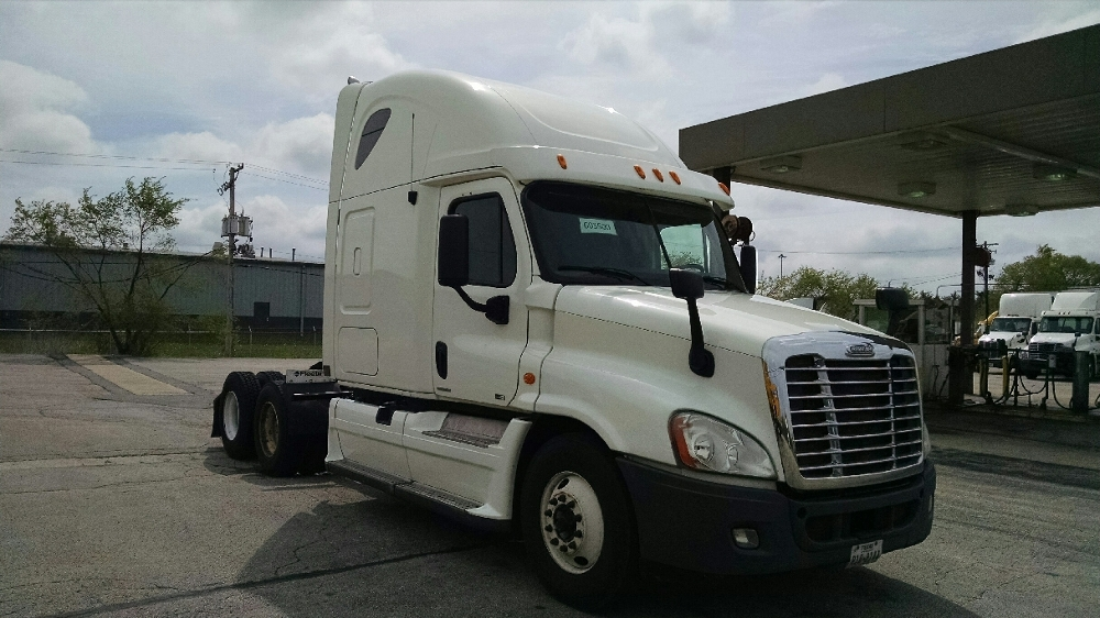 Sleeper Tractor-Heavy Duty Tractors-Freightliner-2011-Cascadia 12564ST-DALLAS-TX-629,206 miles-$14,500