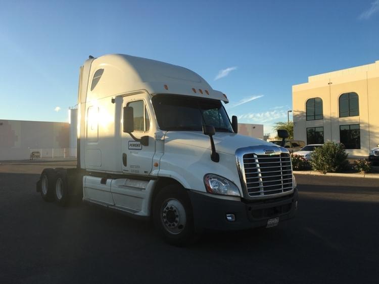 Sleeper Tractor-Heavy Duty Tractors-Freightliner-2011-Cascadia 12564ST-PHOENIX-AZ-484,720 miles-$36,000