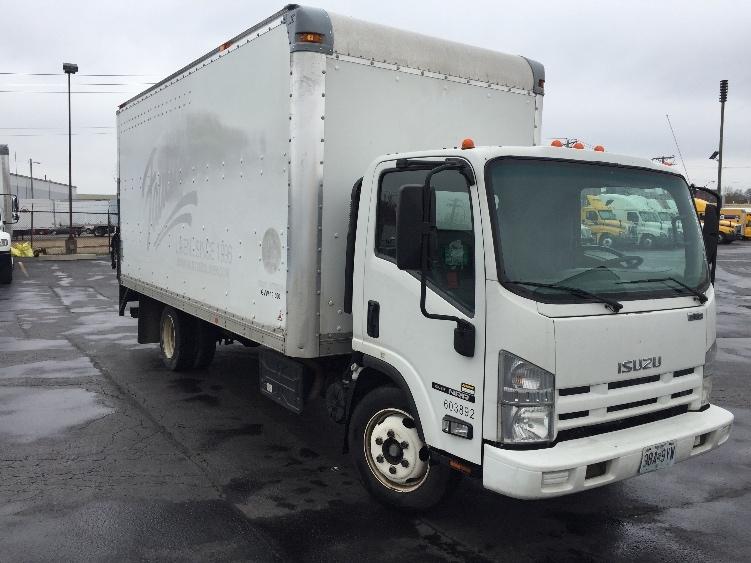Medium Duty Box Truck-Light and Medium Duty Trucks-Isuzu-2011-NRR-SAINT LOUIS-MO-162,977 miles-$27,500