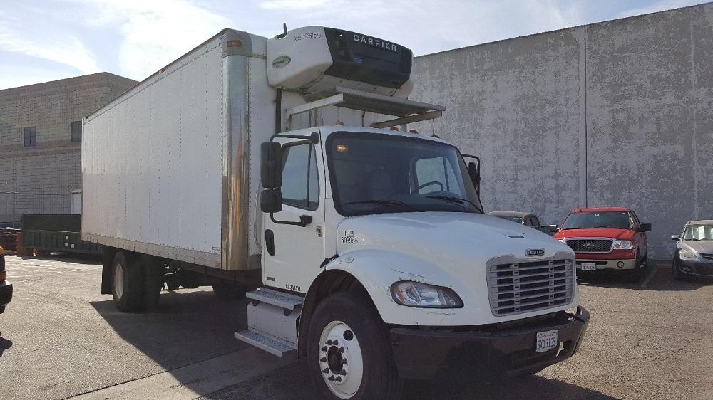 Reefer Truck-Light and Medium Duty Trucks-Freightliner-2011-M2-LOS ANGELES-CA-116,372 miles-$41,750
