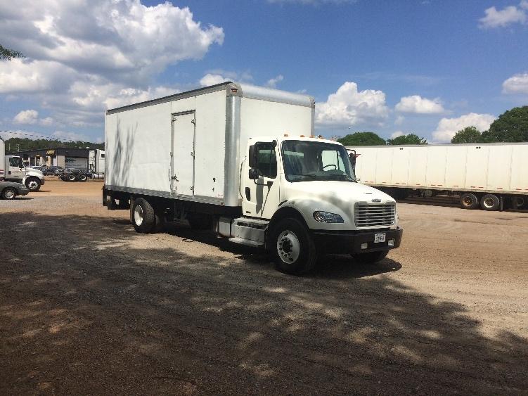 Medium Duty Box Truck-Light and Medium Duty Trucks-Freightliner-2011-M2-JACKSON-MS-443,137 miles-$23,500