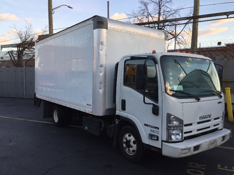 Medium Duty Box Truck-Light and Medium Duty Trucks-Isuzu-2011-NPR-WEST BABYLON-NY-105,854 miles-$19,500