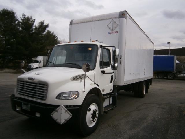 Medium Duty Box Truck-Light and Medium Duty Trucks-Freightliner-2011-M2-HUDSON-NH-96,693 miles-$45,750