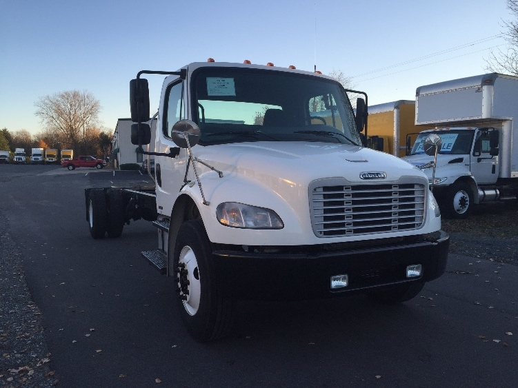 Cab and Chassis Truck-Light and Medium Duty Trucks-Freightliner-2011-M2-CHARLOTTE-NC-286,081 miles-$22,000