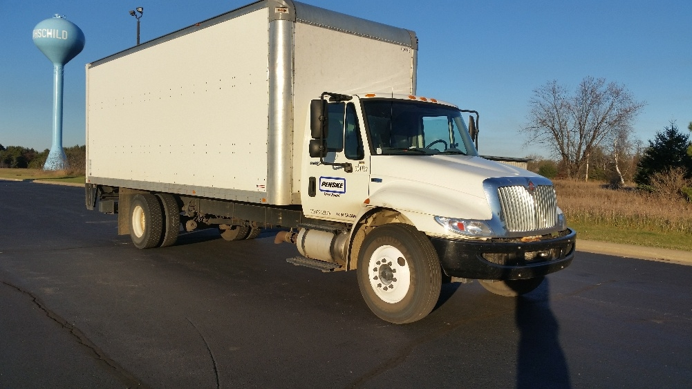 Medium Duty Box Truck-Light and Medium Duty Trucks-International-2011-4300-MADISON-WI-194,907 miles-$29,000