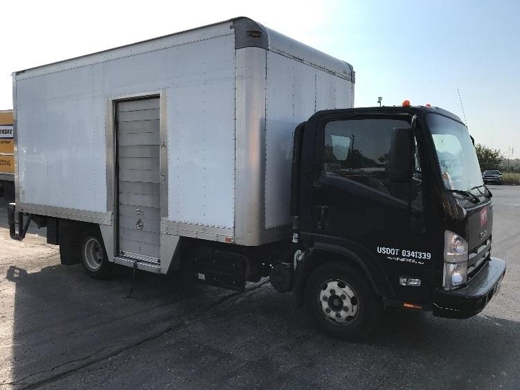 Medium Duty Box Truck-Light and Medium Duty Trucks-Isuzu-2011-NPR-KANSAS CITY-MO-122,597 miles-$20,750