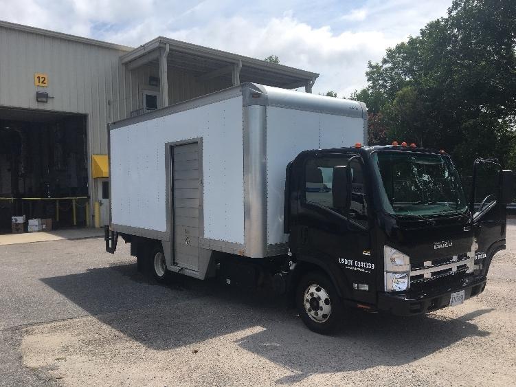 Medium Duty Box Truck-Light and Medium Duty Trucks-Isuzu-2011-NPR-CHESAPEAKE-VA-137,797 miles-$24,500