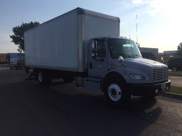Medium Duty Box Truck-Light and Medium Duty Trucks-Freightliner-2011-M2-RICHLAND-MS-253,220 miles-$30,250