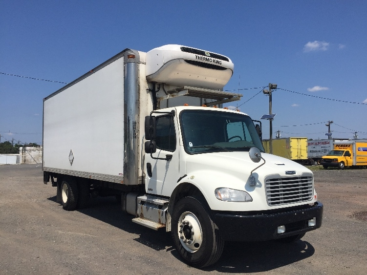 Reefer Truck-Light and Medium Duty Trucks-Freightliner-2011-M2-LINDEN-NJ-271,469 miles-$27,000