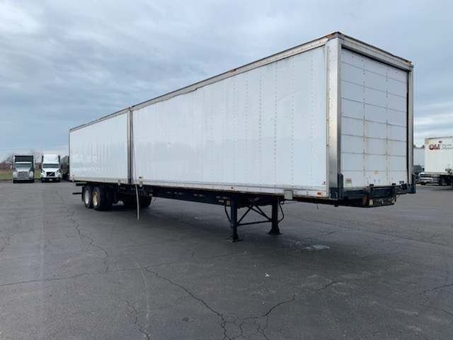 Flatbed Trailer-Semi Trailers-Demountable Concepts-2011-Trailer-FREDONIA-NY-626,279 miles-$10,800
