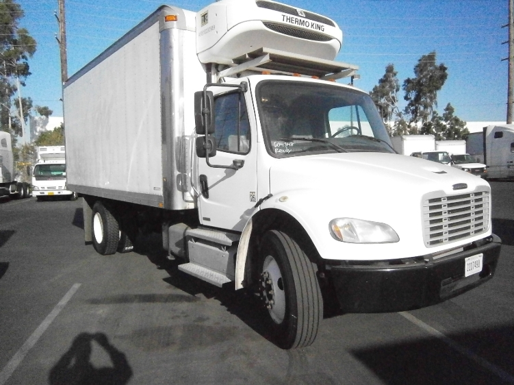 Reefer Truck-Light and Medium Duty Trucks-Freightliner-2011-M2-TORRANCE-CA-296,206 miles-$28,500