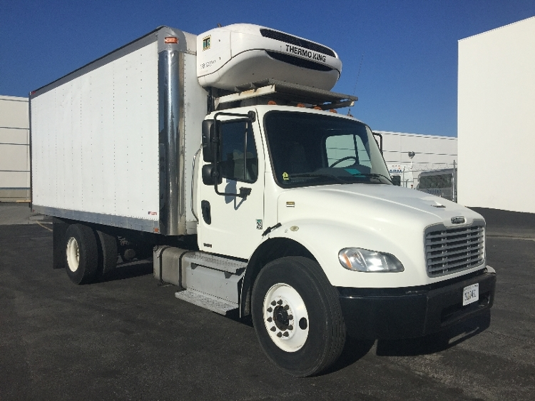 Reefer Truck-Light and Medium Duty Trucks-Freightliner-2011-M2-TORRANCE-CA-243,534 miles-$33,500