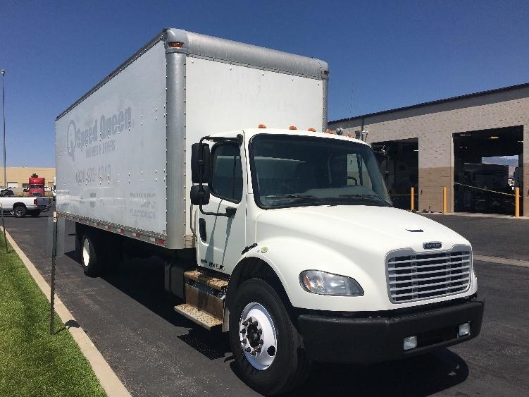 Medium Duty Box Truck-Light and Medium Duty Trucks-Freightliner-2011-M2-WEST VALLEY CITY-UT-286,985 miles-$32,750