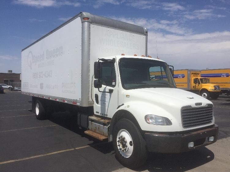 Medium Duty Box Truck-Light and Medium Duty Trucks-Freightliner-2011-M2-WEST VALLEY CITY-UT-292,251 miles-$27,000
