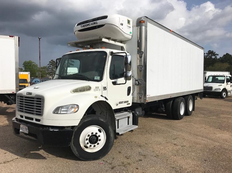 Reefer Truck-Light and Medium Duty Trucks-Freightliner-2011-M2-HAMMOND-LA-128,583 miles-$56,750