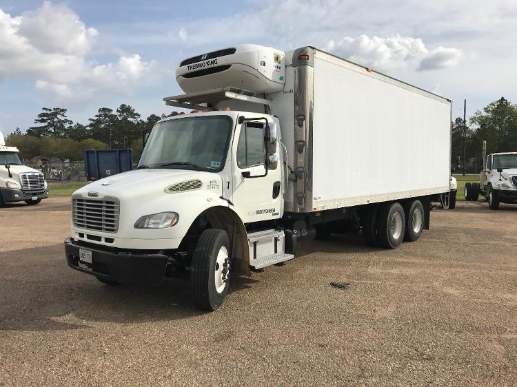 Reefer Truck-Light and Medium Duty Trucks-Freightliner-2011-M2-HAMMOND-LA-122,590 miles-$57,000