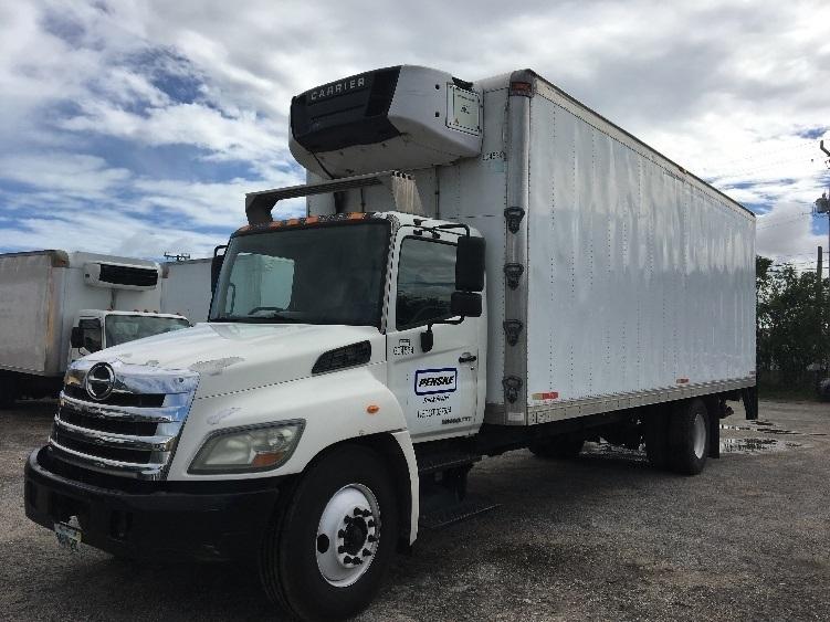Reefer Truck-Light and Medium Duty Trucks-Hino-2012-338-MEDLEY-FL-173,113 miles-$35,000