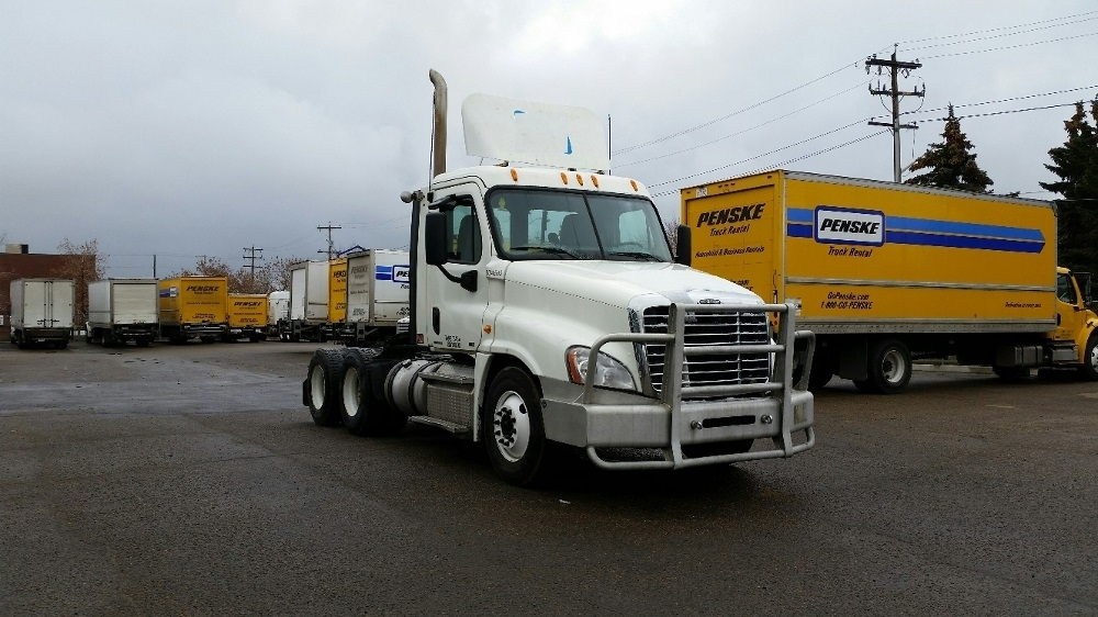 Day Cab Tractor-Heavy Duty Tractors-Freightliner-2011-Cascadia 12564ST-EDMONTON-AB-678,020 km-$39,500