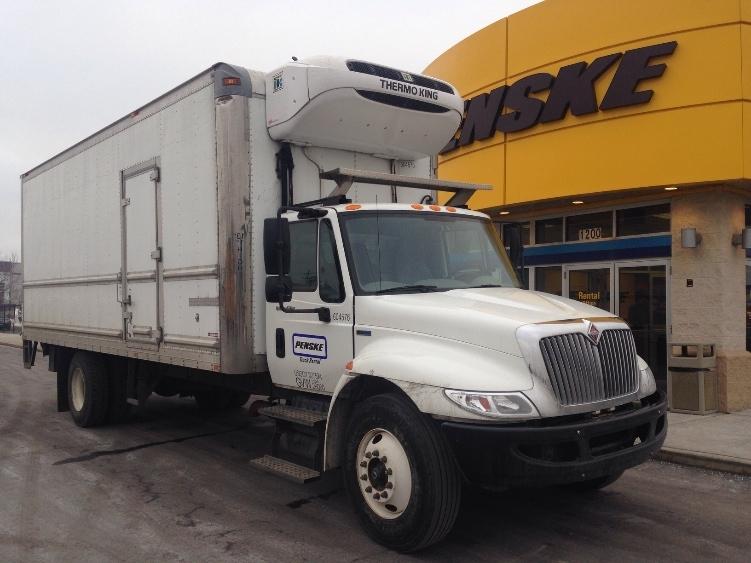 Reefer Truck-Light and Medium Duty Trucks-International-2012-4300-CHICAGO RIDGE-IL-96,349 miles-$39,000
