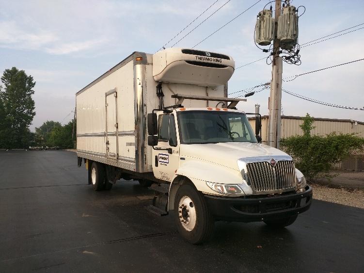 Reefer Truck-Light and Medium Duty Trucks-International-2012-4300-DAYTON-OH-186,155 miles-$29,000